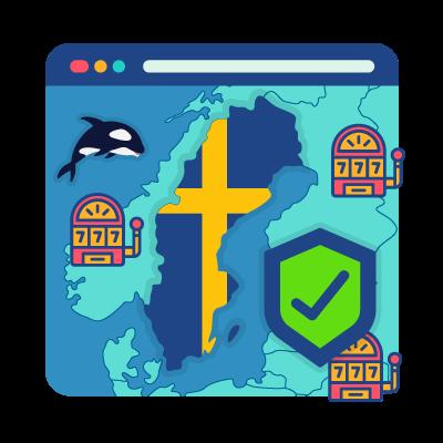 Jackpot online för Sverige och svenskar