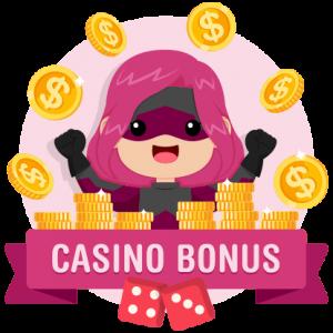 Curacao casino med bonus