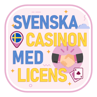 Nya casinon med licens casinofia